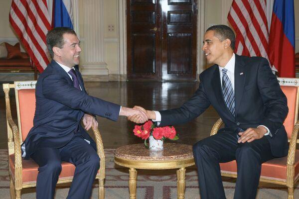 Сенатор Маргелов надеется на прекращение застоя в отношениях РФ и США