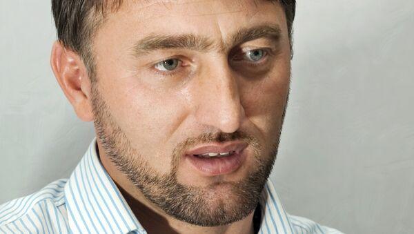 Адам Делимханов. Архив