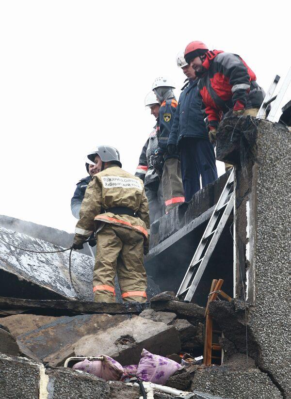 Взрыв бытового газа произошел в Екатеринбурге, пострадали три человека
