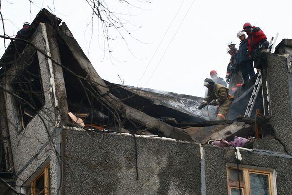 Уголовное дело возбуждено по факту взрыва бытового газа в Хабаровске