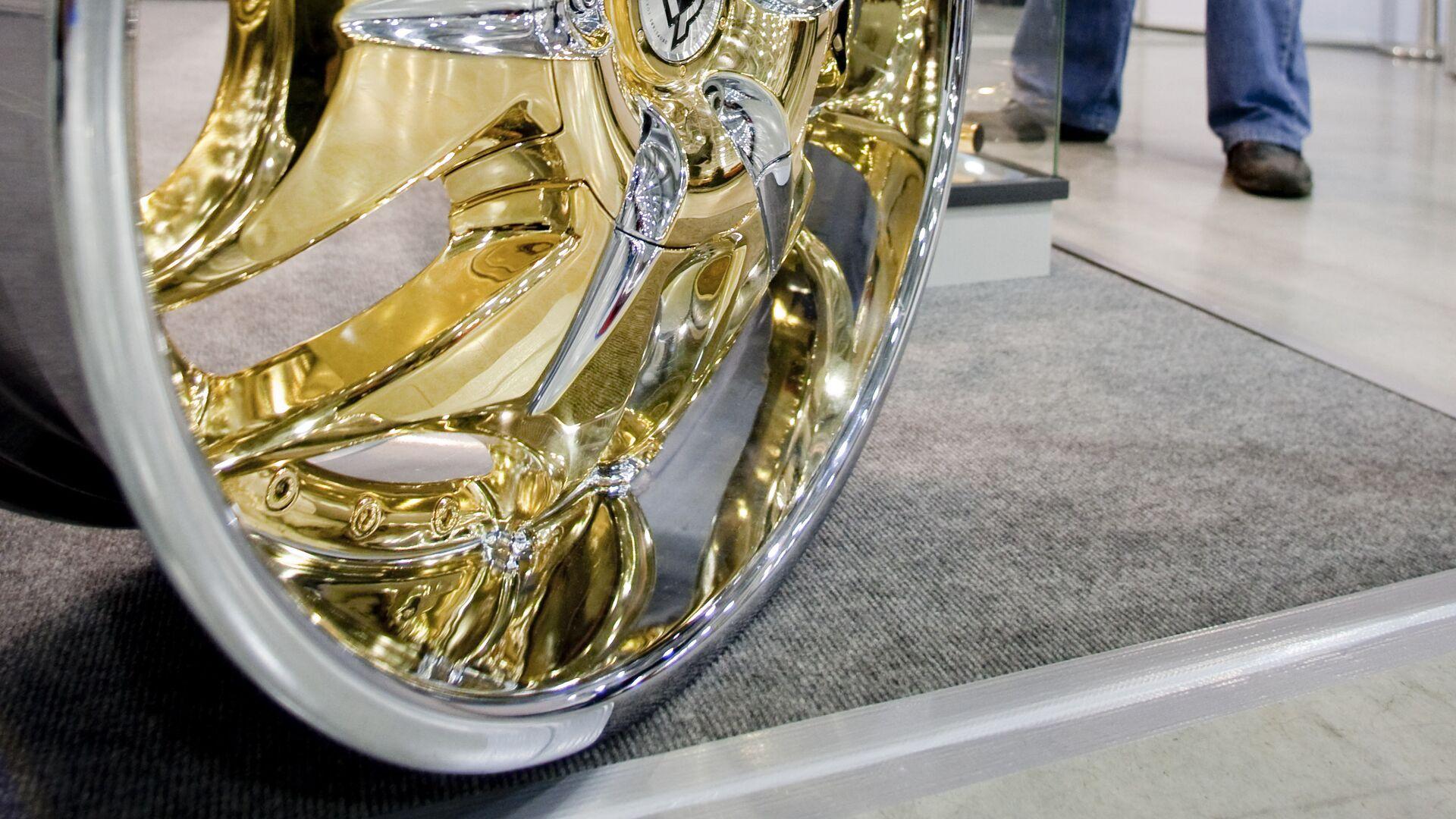 Международная специализированная выставка автомобилей и тюнинга класса «Премиум» MOSCOW DREAMCAR SHOW 2009 - РИА Новости, 1920, 24.09.2021