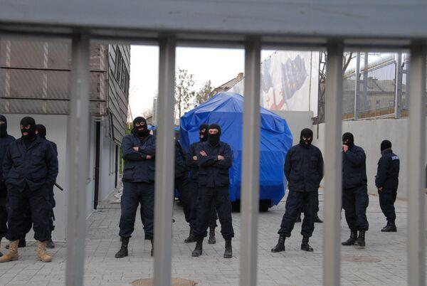 Полиция Грузии может поддержать оппозицию, считает Шеварднадзе