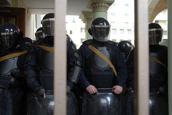 МВД Грузии подтвердило, что Вахтанг Маисая обвиняется в шпионаже