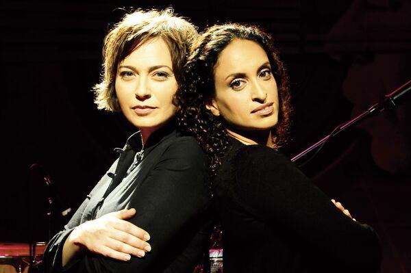 Дуэт Ноа и Мира Авад представят на Евровидении 2009 Израиль