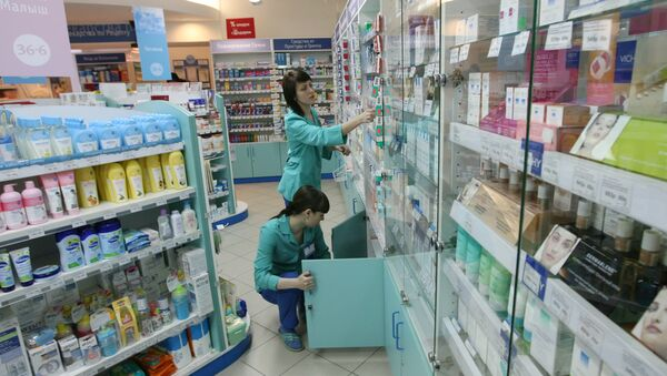 Компании, завышающие цены на лекарства в РФ, могут лишиться лицензии