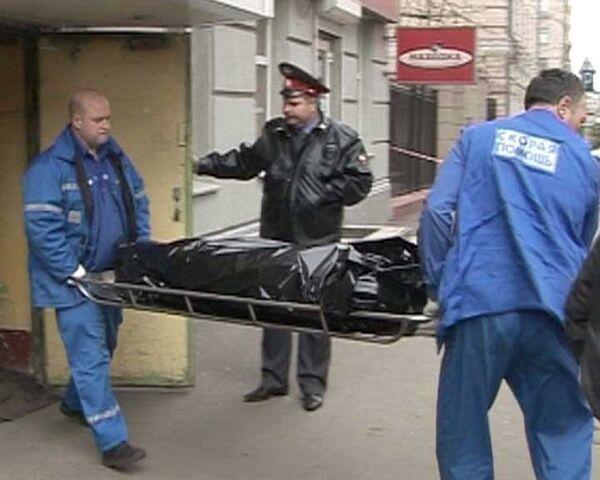 Пожар в Москве. Погибла семья винодела