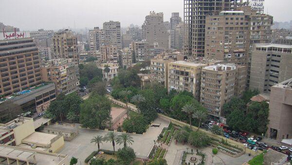 Виды Каира. Архивное фото.