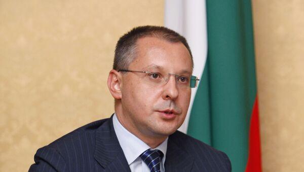 Премьер-министр Болгарии Сергей Станишев