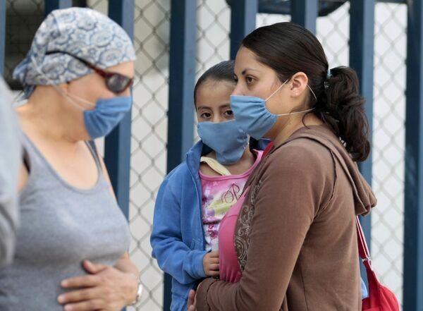 ВОЗ подтвердила 615 случаев заболевания людей гриппом A/H1N1