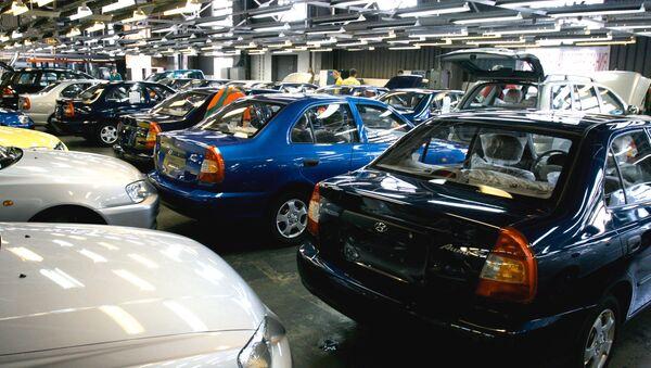 Петербург начнет делать корейские Hyundai