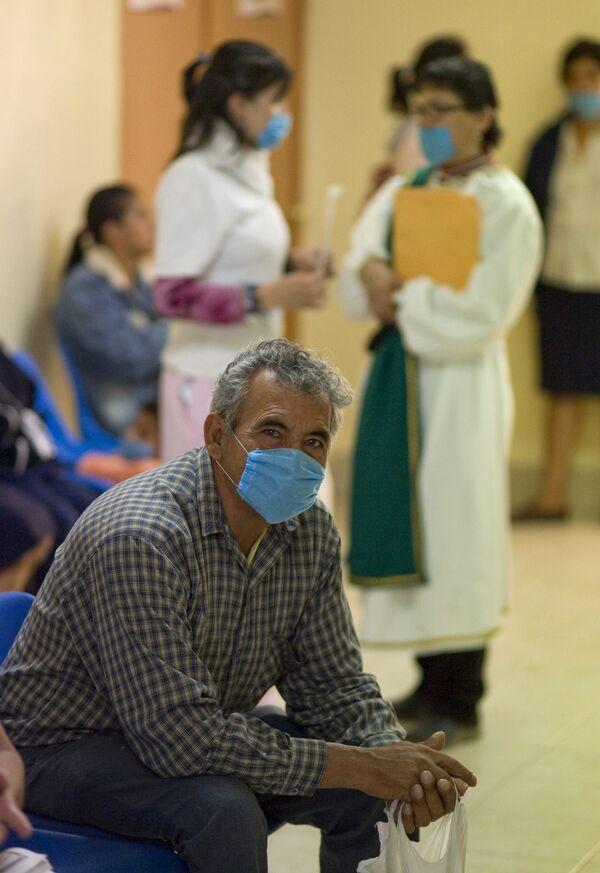 Число заболеваний гриппом A/H1N1 растет с каждым днем