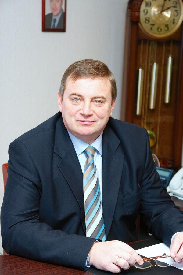 Кандидат в мэры города Сочи от Единой России Анатолий Пахомов