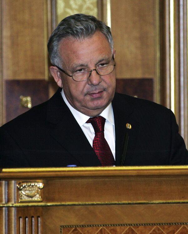 Губернатор Хабаровского края Виктор Ишаев