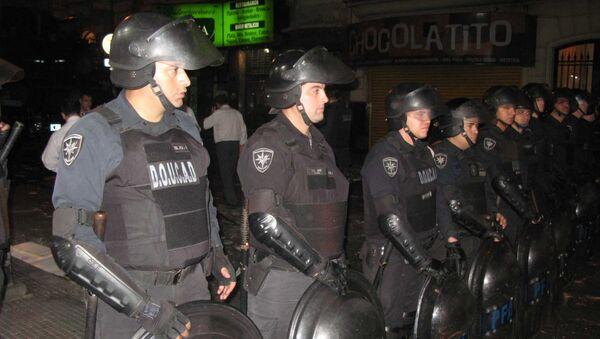 Аргентинская полиция