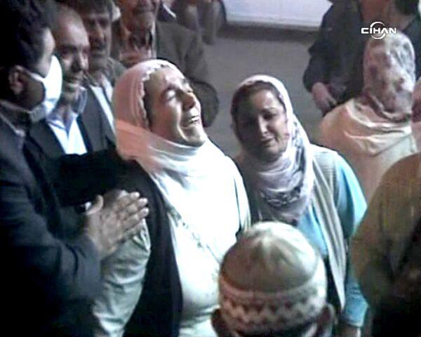 Сорок четыре человека застрелены на свадьбе в Турции