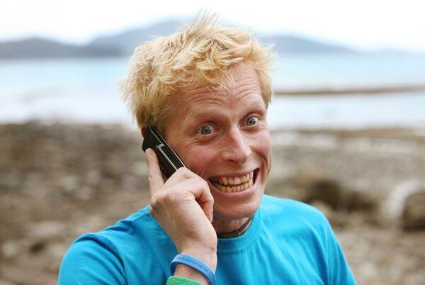 Обладатель лучшей работы в мире британец Саутхолл едва не погиб от укуса ядовитой медузы