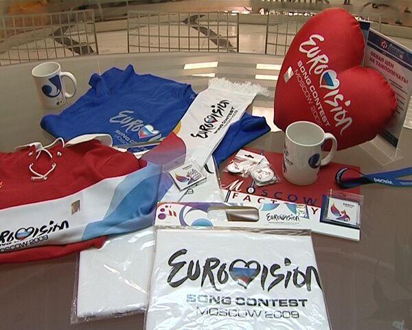 Как делают сувениры для Евровидения-2009