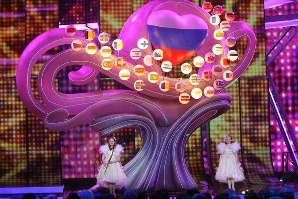 1-я репетиция 1-го полуфинала конкурса Евровидение-2009