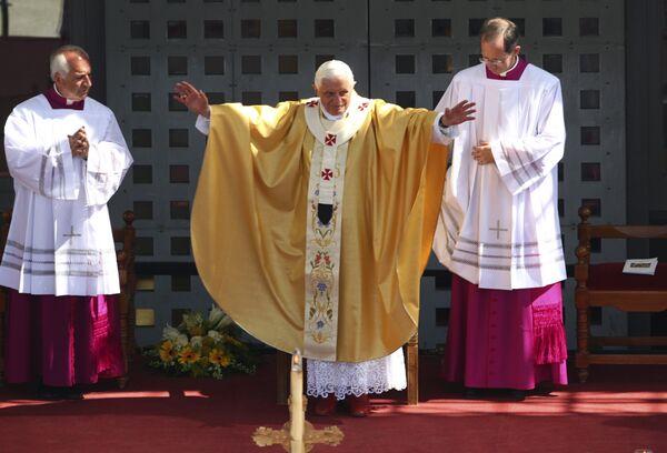 Визит Папы Римского Бенедикта XVI в Израиль