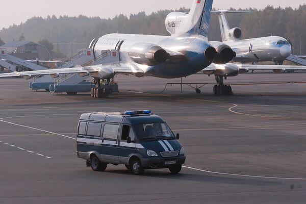Пассажиров рейса Атланта-Союза из Анталии передали Трансаэро