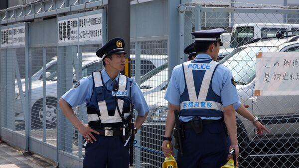 Японская полиция. Архивное фото