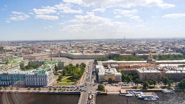 Петербург отметит День города