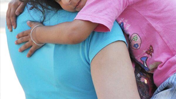 Россиянка Зарубина три с половиной года добивалась от португальских властей возвращения ей шестилетней дочери