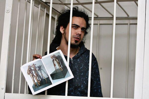 Допрос свидетелей по делу художника Лоскутова начался в Новосибирске