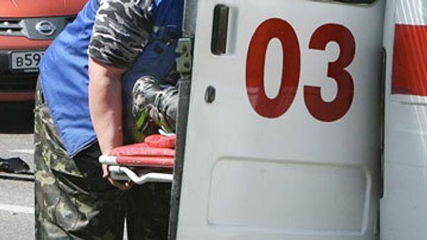 Оказание помощи врачами скорой помощи