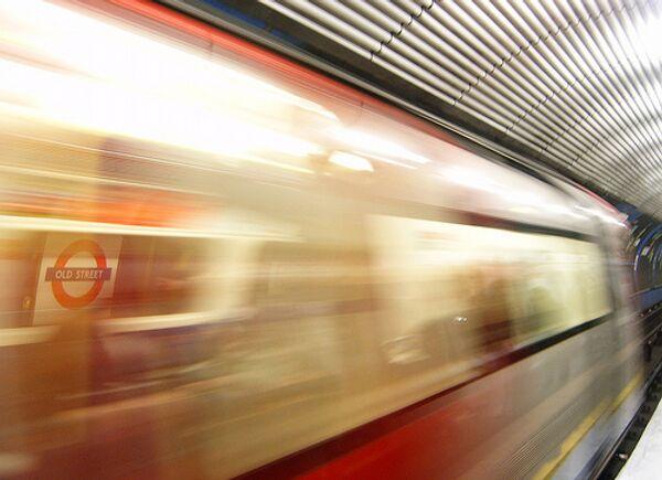 Лондонское метро. Архив