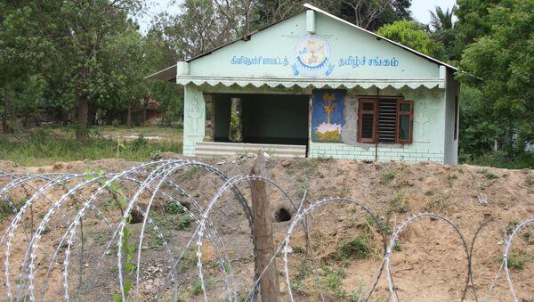 Последствия войны в Шри-Ланке
