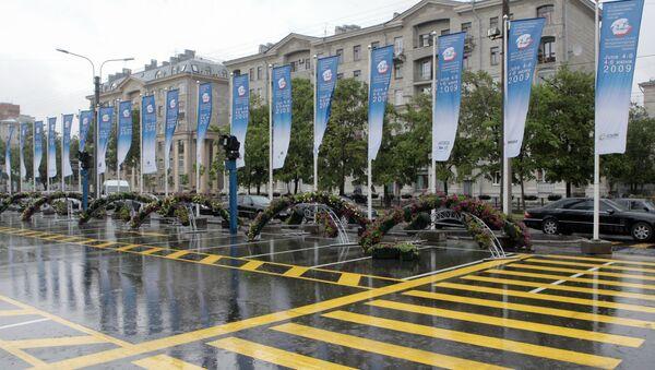 бизнес-диалог 4 июня – а формат первого дня работы Петербургского международного экономического форума предполагал прямое общение бизнесменов из разных стран – прямо или косвенно был посвящен этой самой важной сегодня проблеме, протекционизму.