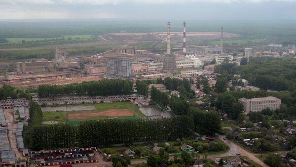 ЗАО Пикалевский цемент в городе Пикалево Ленинградской области