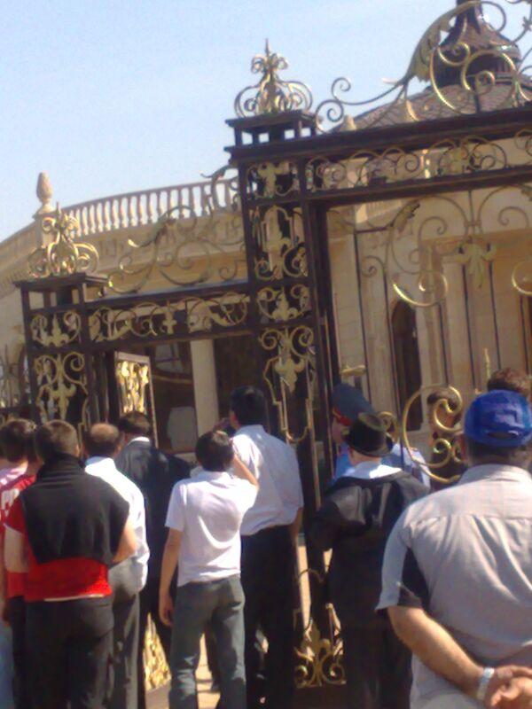 Убийство главы МВД Дагестана