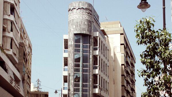 В центре Бейрута. Архивное фото