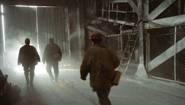 Обвал произошел на шахте в Турции, 15 человек заблокированы под землей