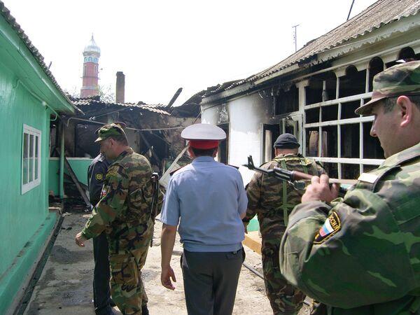 Убитый в Ингушетии азербайджанец мог быть телохранителем Доку Умарова