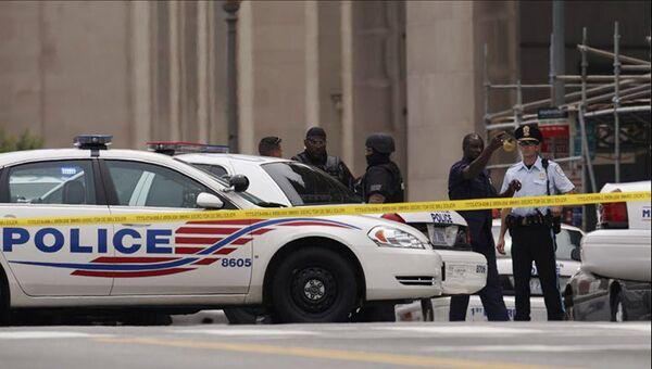 В перестрелке у Капитолия убит человек, открывший стрельбу