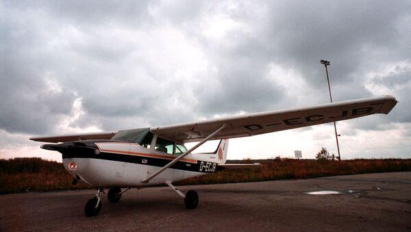 Легкий самолет разбился в Бельгии, пилот и пассажир погибли