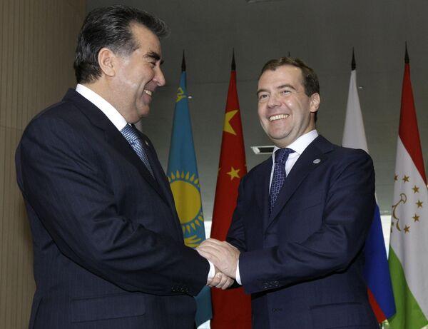 Таджикистан ждет российских инвестиций в Рогунскую ГЭС