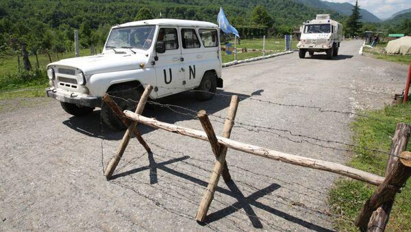 Бывшая миссия ООН в Закавказье закроется окончательно к ноябрю