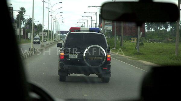 Нигерия, полиция. Архивное фото