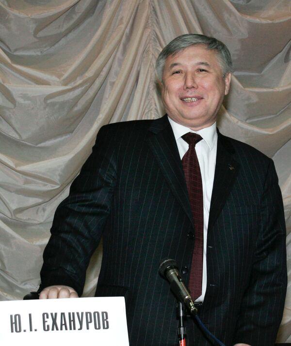 Юрий Ехануров