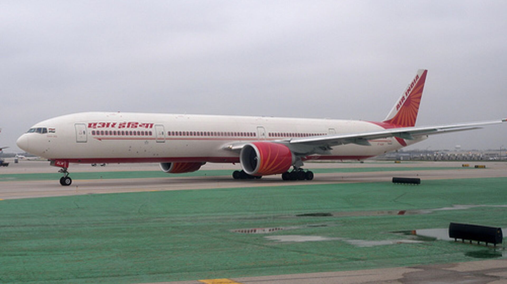 Авиакомпания Air India1