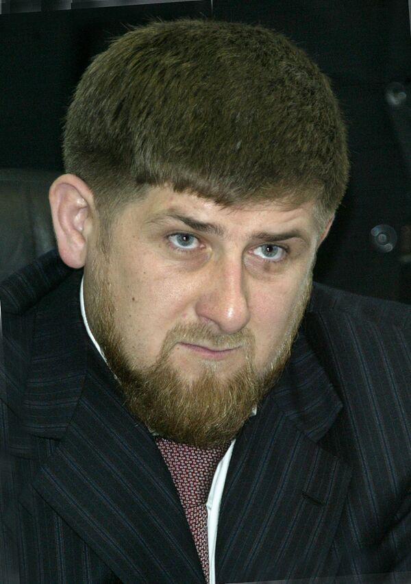 Р.Кадыров новый премьер-министр ЧР