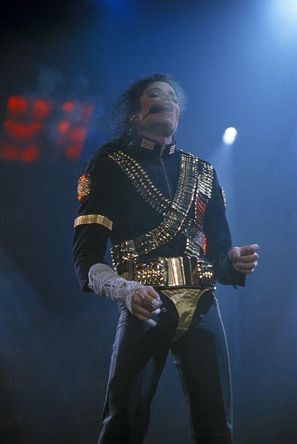 Концерт Майкла Джексона в Москве