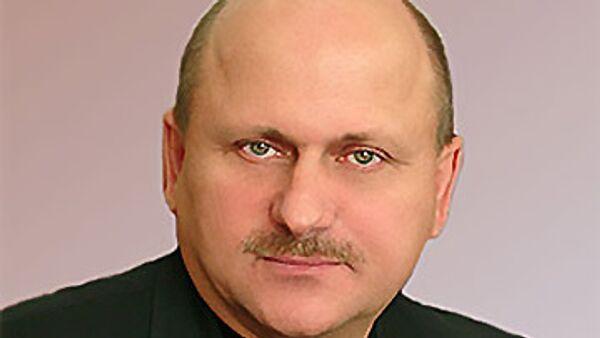 Мэр Минусинска Анатолий Кекин