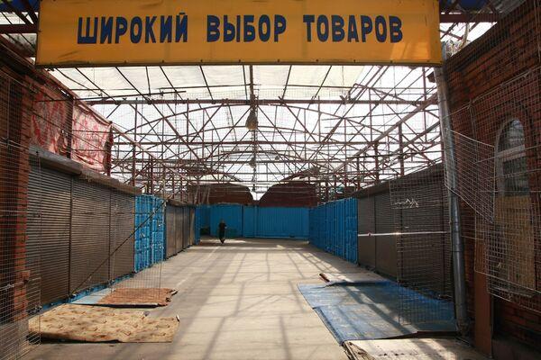 Снос построек на Черкизовском рынке может обойтись в 2-3 млрд руб