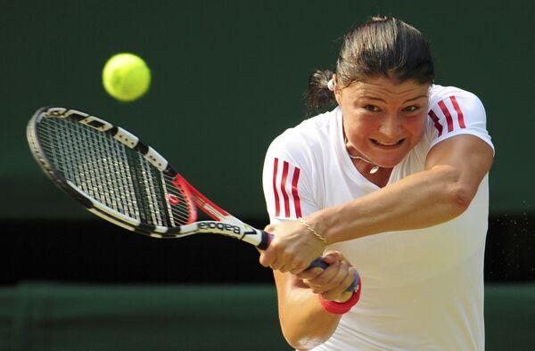 Российская теннисистка Динара Сафина