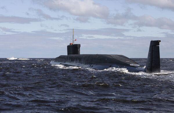 Подводная лодка Юрий Долгорукий
